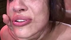 Obedient women swallowing semen in free online porno movies