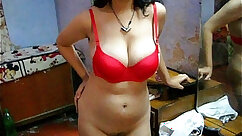 Beautiful Indian Lingerie for A Plumper Show