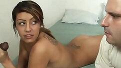 Cuckolding Slut Wife With Fake Pussy Licking Gangbang