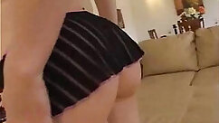 Barely Legal Teen Needs More Than One Cock