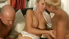Amateur milf threesome homemade With their skills in sucking, they can be a bull