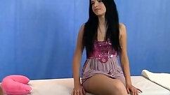 Brandi Vasaj Nude In Massage Salon, Sex Scene In Sex Movie Femdom