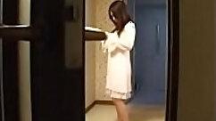 Beautiful japan mom facial Big Tit Step-Mom Gets a Massage