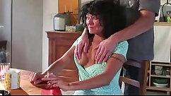 BBW Granny Seduced Into An Orgy