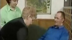 Attractive granny not her buddy takes up bear sex with a hard cock