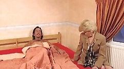 Big Dick for His Sluts Granny