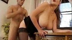 Big tit hotel jock get banged by white chicks