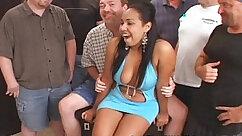 Big Booty Latina Actress Deep Gangbang